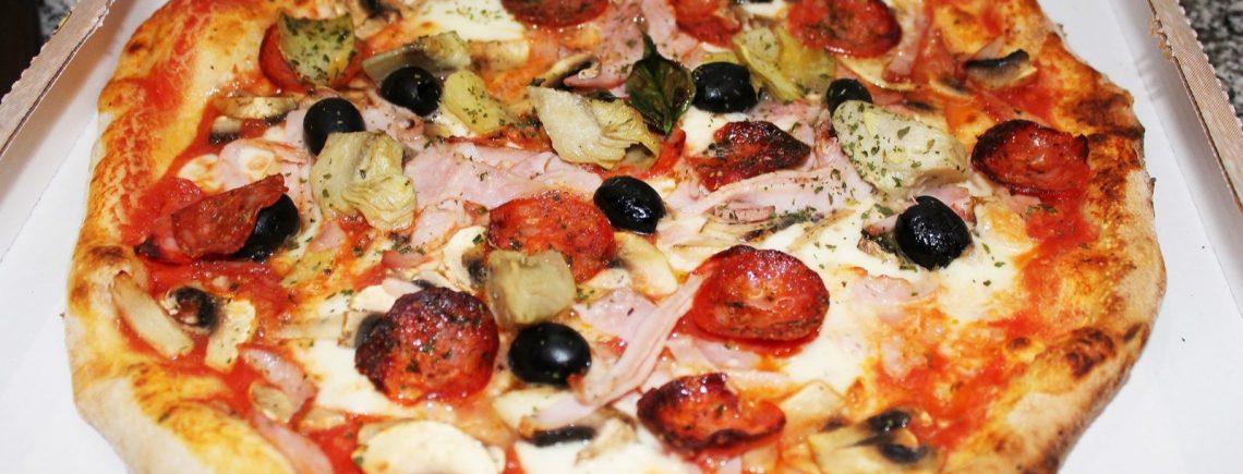 Pizza Capricciosa - Pizzeria Maestà Verona