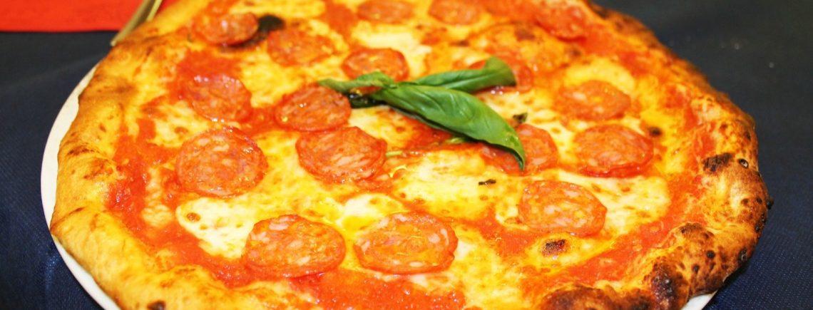 Pizza Diavola - Pizzeria Maestà Verona